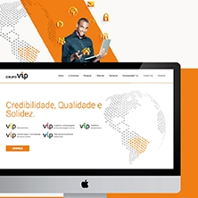 Grupo Vip - Site Multilínguas