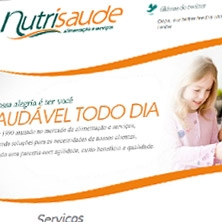 Website Nutrisaude